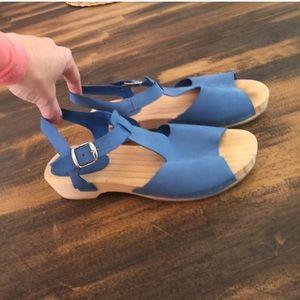 Zara clog sandals